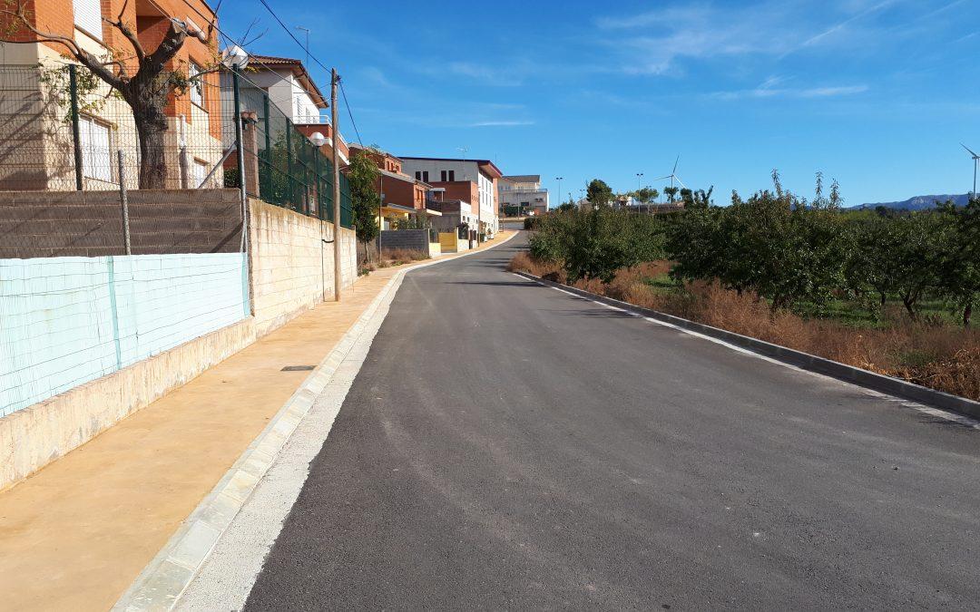 Urbanització Carrer