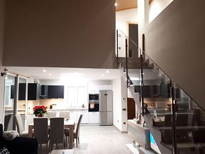 Rehabilitació interior d'un habitatge unifamiliar