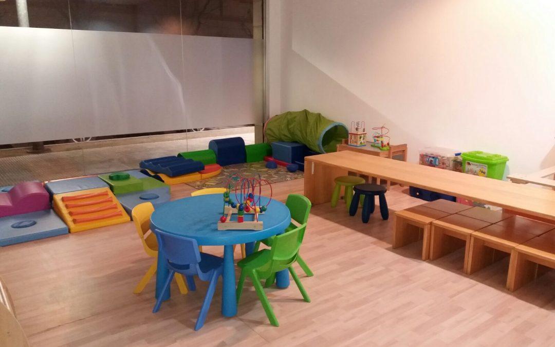 Projecte tècnic per a l'obertura d'un centre de suport familiar