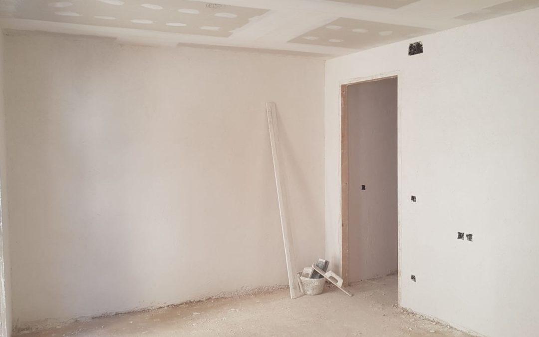 Projecte tècnic de redistribució interior d'un habitatge unifamiliar