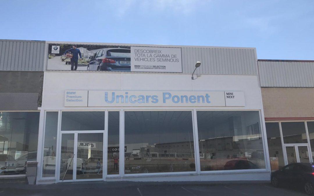 Projecte tècnic d'activitat per ampliació d'un taller mecànic i concessionari automobilístic