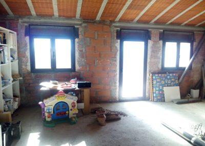 Projecte de redistribució interior d'un habitatge