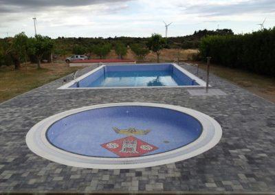 Remodelació de les piscines municipals de Bellaguarda
