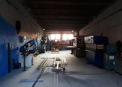Projecte tècnic d'activitat per l'obertura d'una serralleria